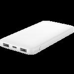 Внешний аккумулятор ENERGY PRO SOFT, 10000 мА·ч Белый 5010.07