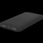 Внешний аккумулятор ENERGY PRO SOFT, 10000 мА·ч Черный 5010.08